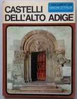 I DOCUMENTARI DE AGOSTINI-  CASTELLI DALL'ALTO ADIGE ( CART 72) - Other