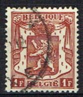 B 45 - BELGIQUE N° 715 Obl. Armoiries Petit Sceau - 1935-1949 Kleines Staatssiegel