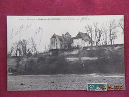CPA - Château De Goudou - Altri Comuni