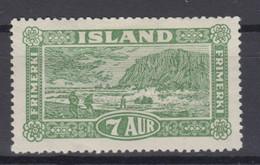 Iceland 1925 - Michel 114 Mint Hinged * See Description! - Ongebruikt
