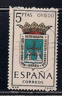 ESPAGNE    N° 1253   OBLITERE - 1961-70 Used