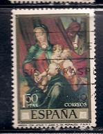 ESPAGNE    N°   1614   OBLITERE - 1961-70 Used