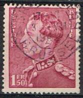 B 47 - BELGIQUE N° 429 Obl. Léopold III - 1934-1935 Leopold III.