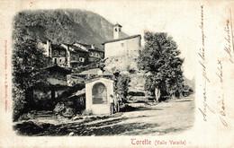 TORRETTE Di CASTELDELFINO, Cuneo - Panorama - VG - C035 - Cuneo
