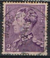 B 47 - BELGIQUE N° 431 Obl. Léopold III - 1934-1935 Leopold III.