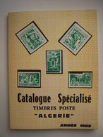 """Catalogue Spécialisé Timbres Poste """"ALGERIE"""" - Algérie (1962-...)"""