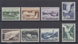 Iceland 1956 - Michel 303-310 MNH ** - Ungebraucht