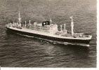 """BAT.501 - Paquebot  """" Le Bourdonnais"""" - Cie Messageries Maritimes - Steamers"""
