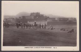 Pakistan, JAMRUD Fort, 10 Miles From Peshawar. N.W.F.P.  Real Photo. - Pakistan