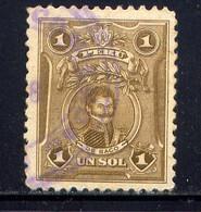 PERU, NO. 249 - Peru