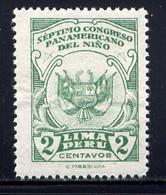 PERU, NO. 264, MNH - Peru