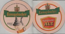 Bierdeckel Rund - Königsbacher - Sotto-boccale