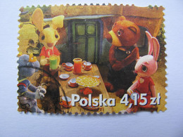 Polen  4567 O - Usati