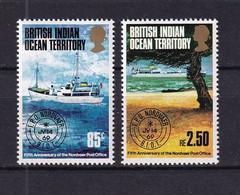 British Indian Ocean Territory (BIOT) 1974 Nordvaer Post Office MNH - British Indian Ocean Territory (BIOT)