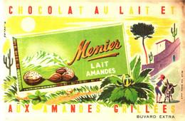 M /13/04/Buvard Chocolat Menier (N= 16) - Cocoa & Chocolat