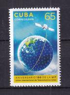 Cuba 2015 150th Anniversary ITU MNH - Unused Stamps