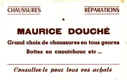 """Ch M D/13/04/Buvard Chossures """"Maurice Douchè (N= 1) - Shoes"""