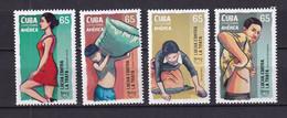 Cuba 2015 America (U.P.A.E.P.) 2015 - Against Human Trafficking MNH - Unused Stamps