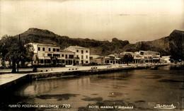 MALLORCA PUERTO POLLENSA HOTEL MARTINA Y MIRAMAR    Islas Baleares España Espagne Spain - Unclassified