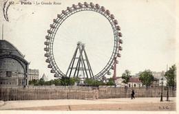 PARIS LA GRANDE ROUE   1286 - Altri
