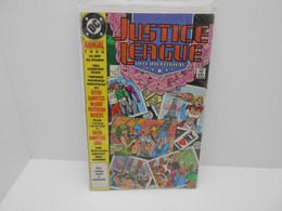 BD Justice League International 1989 - Other Publishers