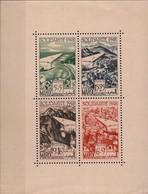 Maroc - 1949 - Bloc Feuillet BF N°Yv. 2 - Solidarité - Neuf Luxe ** / MNH / Postfrisch - Blokken & Velletjes