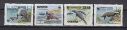 Guyana 1993 WWF Nagel-Manati Mi.-Nr. 4081-84 Satz 4 Werte ** - Other