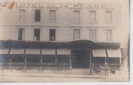 CPA  Photo Pontaillac - Hôtel De La Plage (avec Animation) - Autres Communes