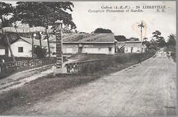 CPA-1910-GABON-LIBREVILLE-Comptoir Personnaz Et Gardin-Edit Bloc Freres-Bordeaux-TBE - Gabon