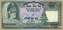 Nepal 100 Rupee (P34b) Sign 10 -UNC- - Nepal