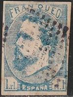 1873. º Edifil: 156A. CORREO CARLISTA. FALSO FILATELICO - Carlistes
