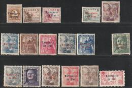 1848. * Edifil: IFNI 37/40, 42/48, 50/56. - Ifni