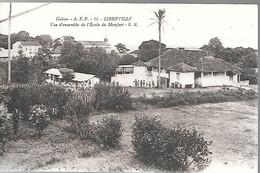 CPA-1910-GABON-LIBREVILLE-Vue D Ensemble De L Ecole De Monfort-Edit Bloc Freres-Bordeaux-TBE - Gabon