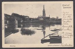 108869/ ROERMOND, Maasbrug - Roermond