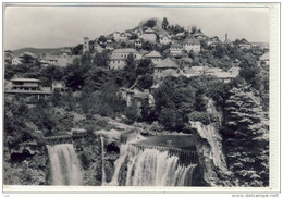 Jajce - Vodopad  Plive - 1965 - Bosnia And Herzegovina