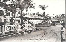 CPA-1910-GABON-LIBREVILLE-La S.H.O-Edit Bloc Freres-Bordeaux-TBE - Gabon