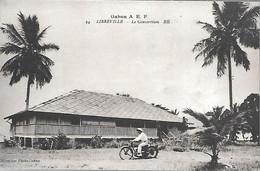 CPA-1910-GABON-LIBREVILLE-Le Consortium-Edit Bloc Freres-Bordeaux-TBE - Gabon