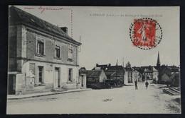 Pernay - La Mairie Et Le Bourg(coté Nord) - Other Municipalities