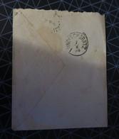 Windischgratz, 1896, Slovenj Gradec, Windischgraz, Kuverta, Envelope, Razbor, Stempel, Postmark, Poštni žig, Steiermark - Slovenia