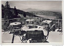 ZUG - Zugerberg - Hotel - Bahnhofrestaurant - 1957 - ZG Zug