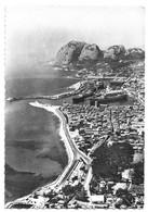 13 - La Ciotat - Vue Aerienne - La Ville Et Le Port - La Ciotat