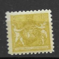 1921 MNH Liechtenstein Mi 45-A Postfris** - Ungebraucht