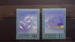 1998 Yv 368-369 MNH A21 - Nuevos