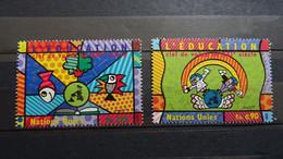 1999 Yv 398-399 MNH A21 - Nuevos