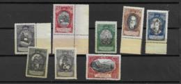 1921 MNH Liechtenstein Mi 53-60 Postfris** - Ungebraucht