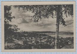 USSR / Vintage Postcard / Soviet Union / UKRAINE. Kaniv. Kanev. General View Of The City. Cherkasy Region. 1954 - Ukraine