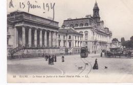 Tours Palais De Justice Tramway - Tramways