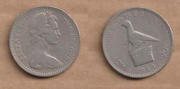 RODESIA  2 Shillings / 20 Cents 1964 Copper-nickel • 11.31 G • ⌀ 28.6 Mm KM# 3, Schön# 42 - Rhodesia