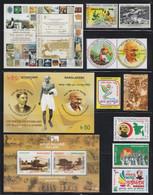 Bangladesh 2020 Perfectly COMPLETE Year Collection 39v Stamp + 7 MS MNH Pack Full Set RARE Miniature Sheet - Bangladesh