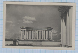 USSR / Vintage Photo Postcard / Soviet Union / UKRAINE. Odessa. Palace Of Pioneers. Colonnade. 1950s - Ukraine